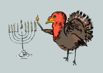 Happy Thanksgivukkah 2013