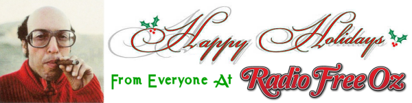 From RFO: Happy Holidays 2013